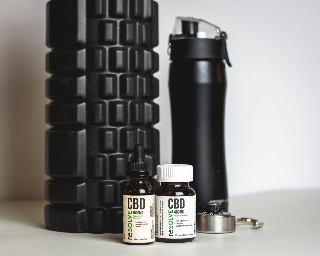 CBD Oil for athletes