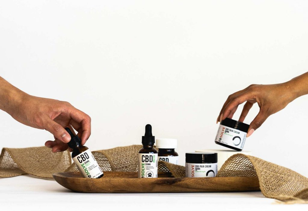 Which CBD product should I try?