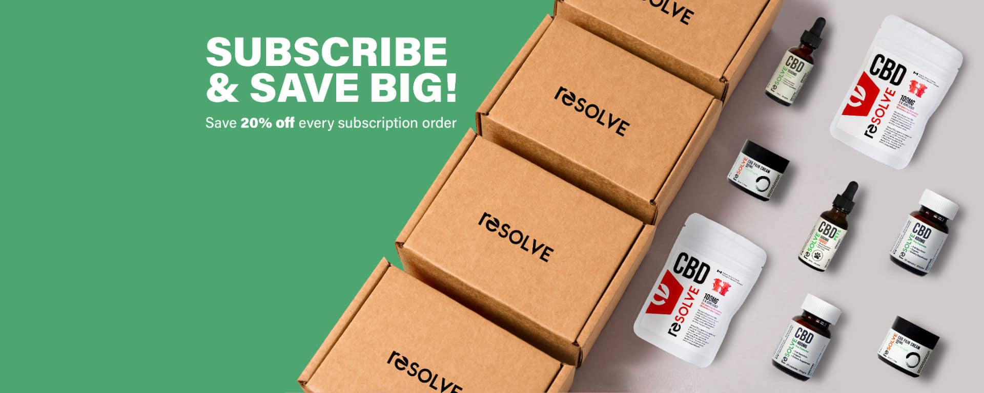 subscribe and save resolve cbd subscriptions
