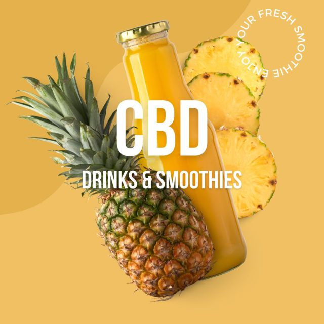 Looking for new ways to use your CBD? Adding CBD to your drinks is a fun way to get your daily dose of relaxation.   Add CBD to hot drinks like coffee, tea or cold drinks like smoothies, iced tea, iced coffee.   Need some inspiration? Swipe through to see some delicious CBD drink recipes, and don't forget to hit the link in our bio for the full blog post on CBD drinks and smoothies 🍓  . . #healthy #vegan #breakfast #smoothiebowl #organic #healthyfood #eatclean #foodie #fitness #smoothies #superfood #vitamix